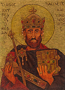 Alfred the Great portrait