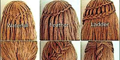 Medieval Braid Hairstyles