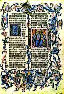 Illuminated Manuscripts From Medieval Times Meister der Wenzel Werkstatt