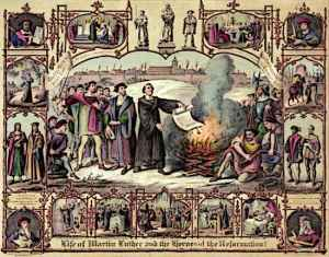 Protestant Reformation Life of Martin Luther