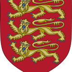 King RIchard I Coat of Arms