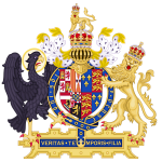 Queen Mary I Coat of Arms