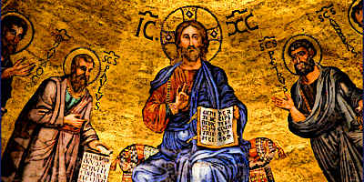 Medieval Art was Influenced by religion