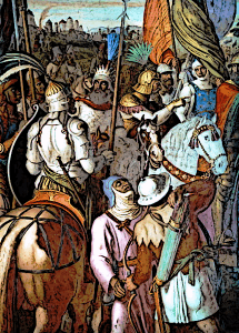 The Battle of Tours also known as the battle of Poitiers was one of the most important battles of medieval times